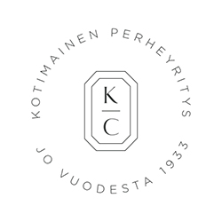 KALEVALA KORU Pohjantähti -kaulakoru 14K