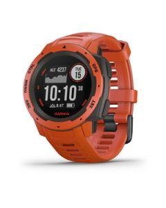 Garmin Instinct GPS, Flame Red  010-02064-02