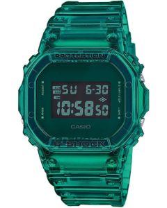 Casio G-Shock Color Skeleton Series -rannekello DW-5600SB-3ER