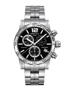Certina DS Sport Chronograph 1/10 sec C027.417.11.057.00