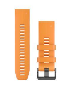 Garmin QuickFit® 26 mm -vaihtoranne / silikoni 010-12741-03
