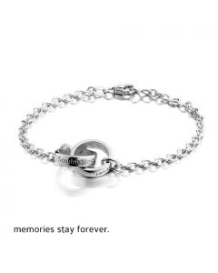 Lumoava Soulmates -rannekoru / MEMORIES STAY FOREVER 536210000