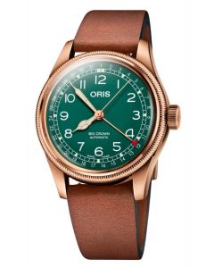 Oris Big Crown Bronze Pointer Date 01 754 7741 3167-07 5 20 58BR // 80th Anniversary Special Edition