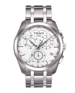 Tissot T-Classic Couturier Chronograph Quartz T035.617.11.031.00