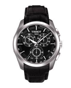 Tissot T-Classic Couturier Chronograph Quartz T035.617.16.051.00