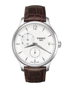 Tissot T-Classic Tradition GMT Quartz T063.639.16.037.00