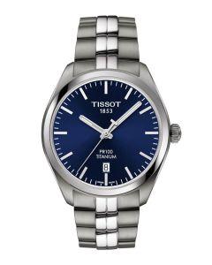 Tissot T-Classic PR 100 Titanium Quartz T101.410.44.041.00