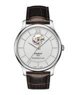 Tissot T-Classic Tradition Powermatic 80 Open Heart T063.907.16.038.00