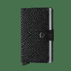 Secrid Miniwallet Rango Black MRA-BLACK